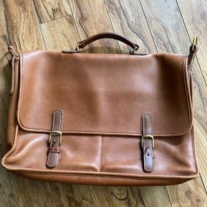 Coach work bag/briefcase